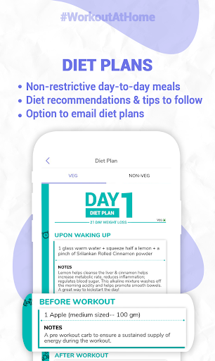 Simple Soulful - Shilpa Shetty: Yoga Exercise Diet screenshot 6