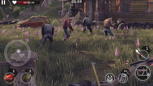 Left to Survive: Dead Zombie Shooter. Apocalypse screenshot 5
