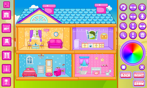 Doll House Decoration screenshot 6