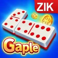 Gaple Koin GRATIS Domino Online Zik Games on APKTom