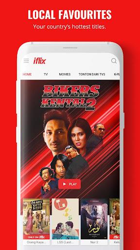 iflix - Movies & TV Series स्क्रीनशॉट 2