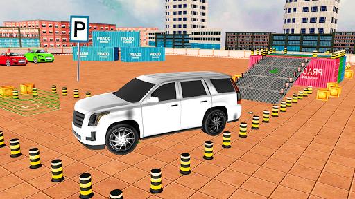 Prado Car Driving games 2020 - Free Car Games screenshot 5