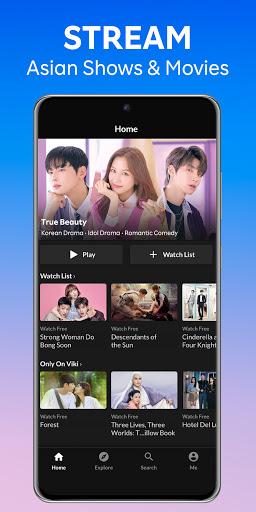 Viki: Stream Asian Drama, Movies and TV Shows 1 تصوير الشاشة