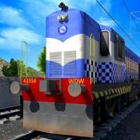 Indian Police Train Simulator on APKTom