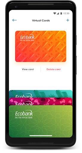 Ecobank Mobile App screenshot 4