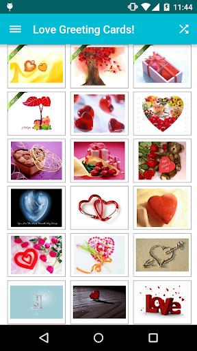 Love Greeting Cards! screenshot 1