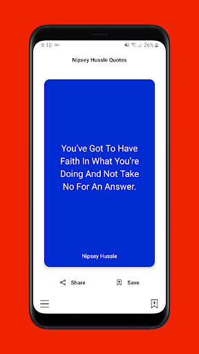 Nipsey Hussle Quotes screenshot 1