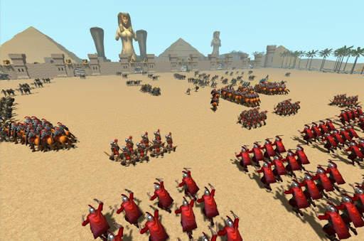 إمبراطورية الرومانية بعثة مصر screenshot 2