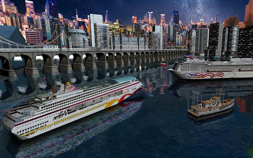 Ship Games Simulator : Ship Driving Games 2019 screenshot 3