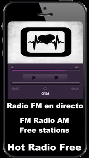 FM Radio Internet 3 تصوير الشاشة