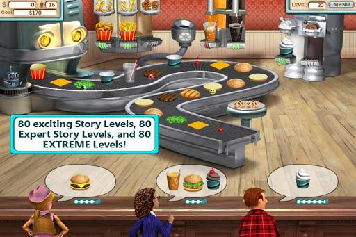 Burger Shop (No Ads) 6 تصوير الشاشة