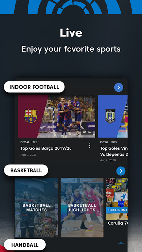 LaLiga Sports TV - Live Sports Streaming & Videos screenshot 4