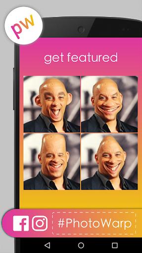 Photo Warp screenshot 5