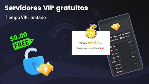 3X VPN - Navega con seguridad, Boost screenshot 7