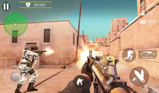 Counter Terrorist Fire Shoot 3 تصوير الشاشة