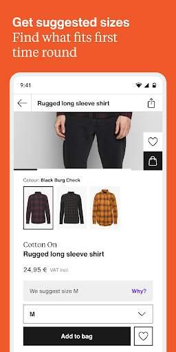 Zalando – fashion, inspiration & online shopping screenshot 5