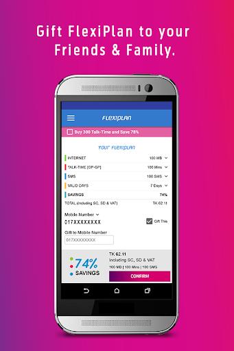 FlexiPlan screenshot 3