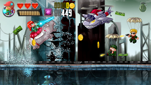 Ramboat - Offline Shooting Action Game screenshot 4
