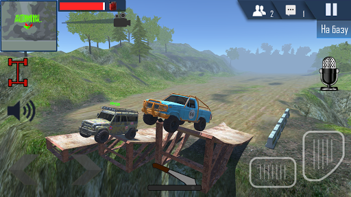 Offroad Simulator Online: 8x8 & 4x4 off road rally screenshot 8