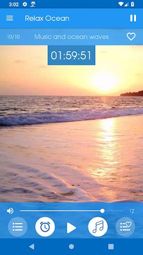 Relax Ocean - Nature sounds: sleep & meditation screenshot 4