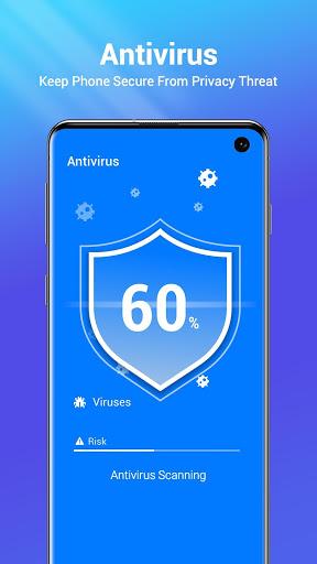 معزز واحد -مكافحة الفيروسات ،معزز، تنظيف الهاتف 3 تصوير الشاشة