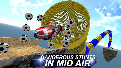 GT Racing Stunts: Tuner Car Driving 1 تصوير الشاشة