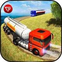 Offroad Oil Tanker Truck Driving Games 2021 on APKTom