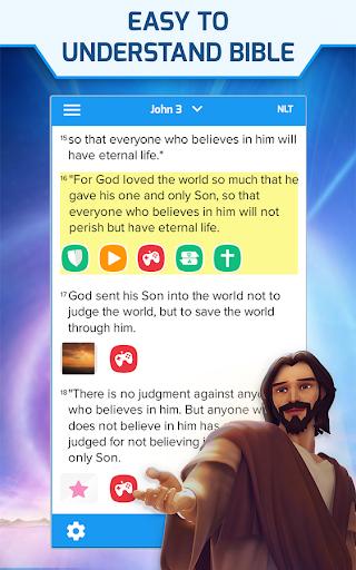 Superbook Kids Bible, Videos & Games (Free App) screenshot 10