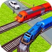 Train Racing Simulator 2019 on 9Apps