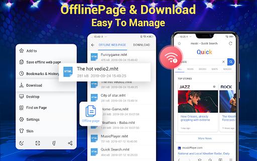 Web Browser & Fast Explorer screenshot 11