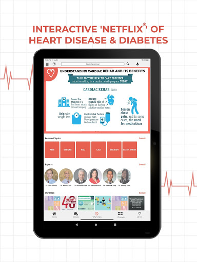 CardioVisual: Heart Health Built by Cardiologists screenshot 9