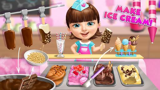 Sweet Baby Girl Summer Fun 2 - Sunny Makeover Game 6 تصوير الشاشة