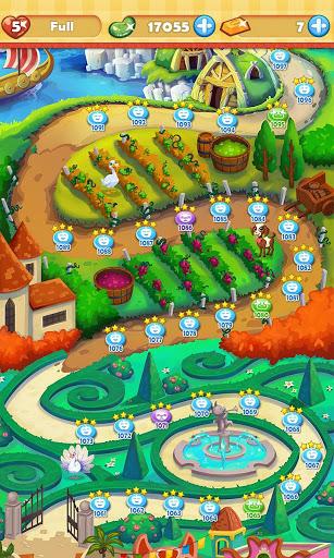 Farm Heroes Saga 4 تصوير الشاشة