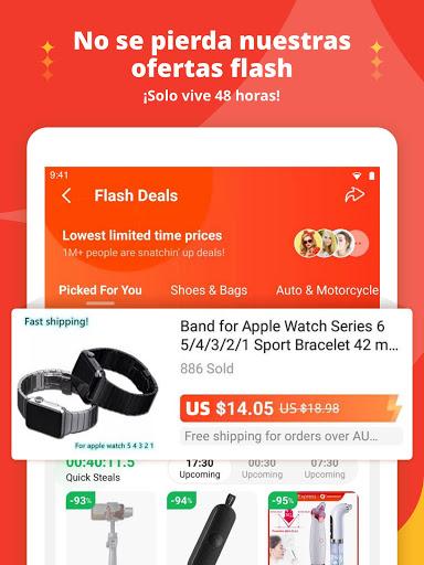 AliExpress - Compra fácil, vive mejor screenshot 11