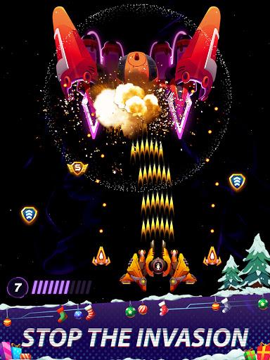 Galaxy Attack - Space Shooter 2021 screenshot 9