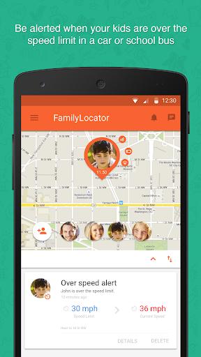 Zoemob Family Locator screenshot 3
