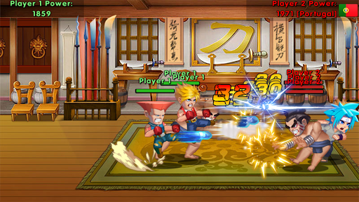 One Punch Boxing - Kung Fu Attack screenshot 5