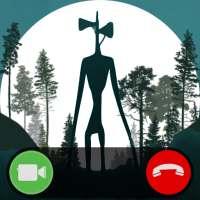 Siren Head - Video call prank on 9Apps