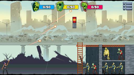 Stupid Zombies 3 4 تصوير الشاشة