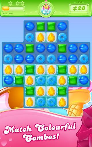 Candy Crush Jelly Saga 10 تصوير الشاشة