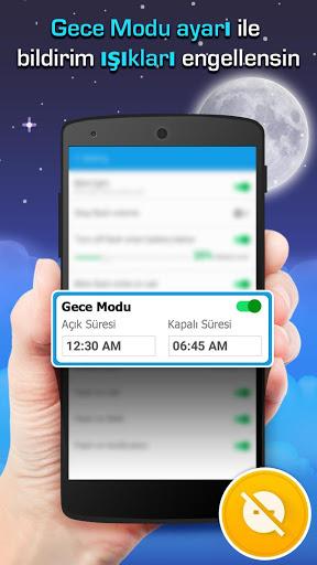 Flaş LED'i - Çağrı, SMS'e screenshot 3