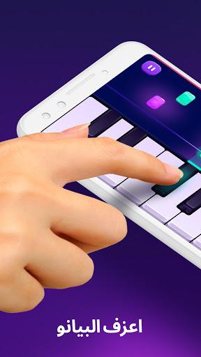 Piano  - ألعاب البيانو 1 تصوير الشاشة