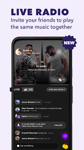 Anghami - Play, discover & download new music screenshot 8