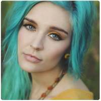 Change Hair And Eye Color on APKTom