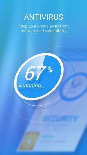 Safe Security Lite - Booster, Cleaner, AppLock 1 تصوير الشاشة