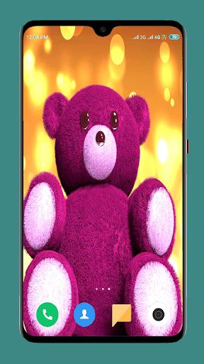 Cute Teddy Bear wallpaper screenshot 14