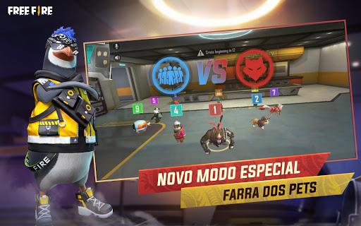 Garena Free Fire: Redenção screenshot 4