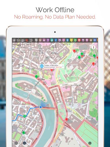GPSmyCity: Walks in 1K  Cities screenshot 7