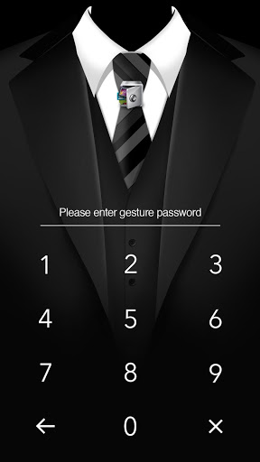AppLock Theme Business 3 تصوير الشاشة