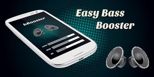 Easy Bass Booster / EQ 1 تصوير الشاشة